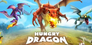 Hungry Dragon взлом