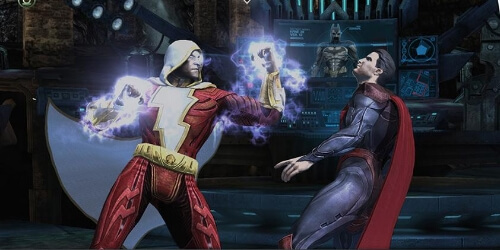 Injustice: Gods Among Us на Андроид