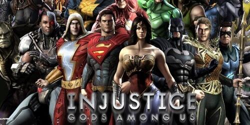 Injustice: Gods Among Us на Андроид