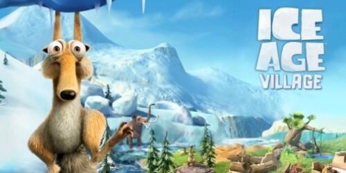 Скачать читы на желуди к игре ледниковый период деревушка