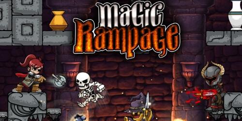 Magic Rampage на Андроид