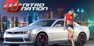 Nitro Nation на Андроид