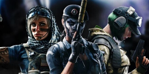 Rainbow Six Siege на Андроид