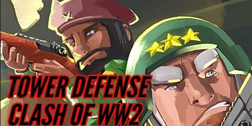 Tower Defense: Clash of WW2 на Андроид
