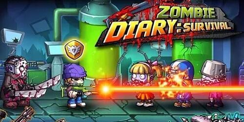 Zombie Diary на Андроид