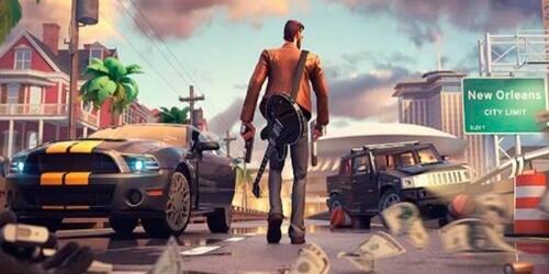 Gangstar: Новый Орлеан на андроид