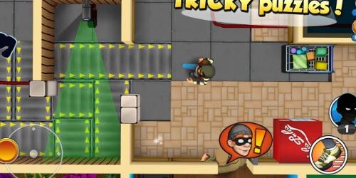 Robbery Bob на Андроид