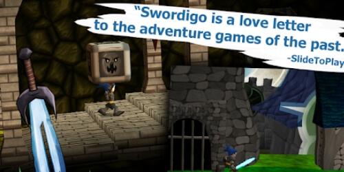 Swordigo на Андроид