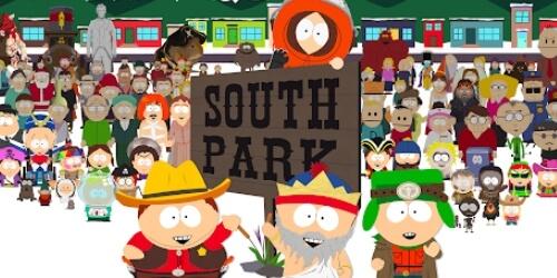 Южный Парк на Андроид