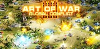 Art of War 3 на Андроид