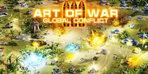 Art of War 3 на Андроид