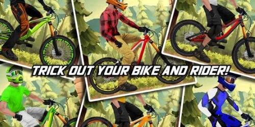 Bike Mayhem Mountain Racing на Андроид