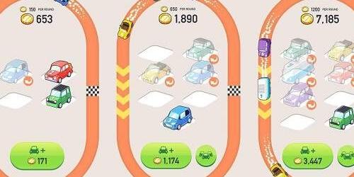 Car Merger на Андроид