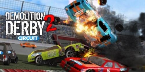 Demolition Derby 2 на Андроид