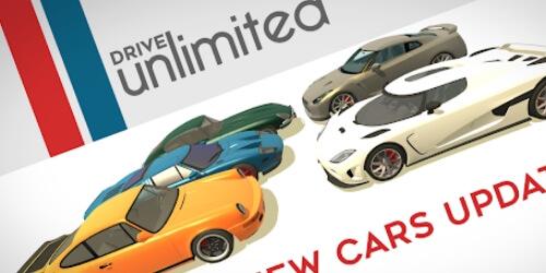 Drive Unlimited на Андроид