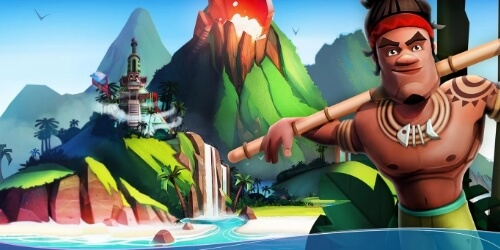 FarmVille Tropic Escape на Андроид