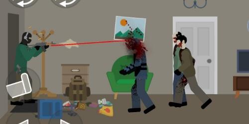 Flat Zombies на Андроид