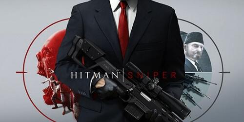 Hitman Sniper на Андроид