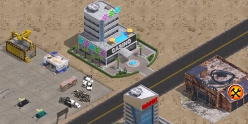 Junkyard Tycoon на Андроид