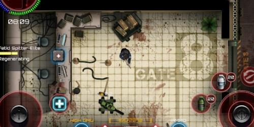 SAS Zombie на Андроид