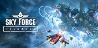 SKY FORCE RELOADED на Андроид