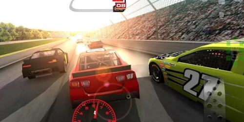 Stock Car Racing на Андроид