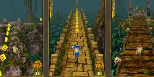 Temple Run на Андроид