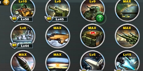 World Conqueror 3 на Андроид