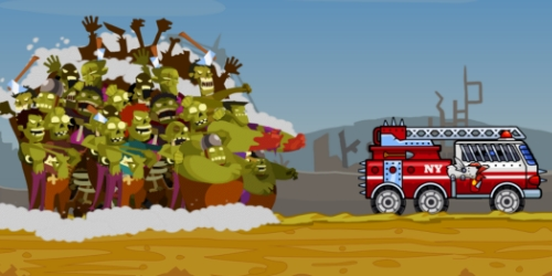 Zombie Road Trip на Андроид