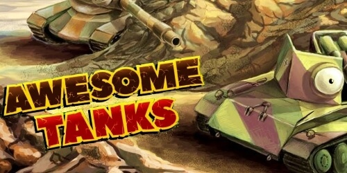 Awesome Tanks на Андроид