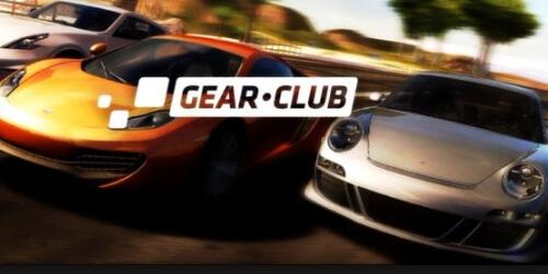Gear Club на Андроид