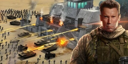 Mobile Strike на Андроид