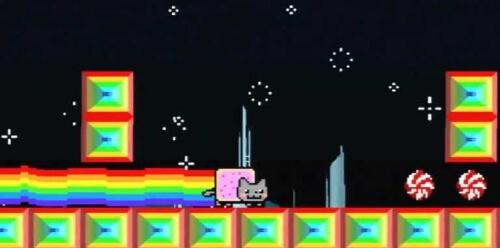 Nyan Cat на Андроид