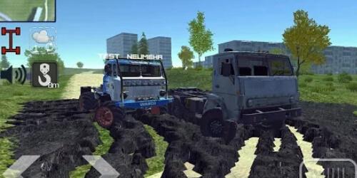 Offroad Simulator Online на Андроид