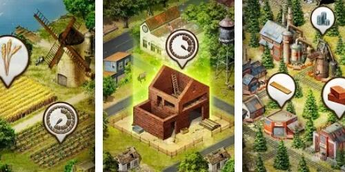 От Фермы к Городу на Андроид