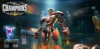 Real Steel Boxing Champions на Андроид
