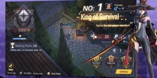 Survival Heroes на Андроид