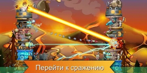 Tower Crush на Андроид