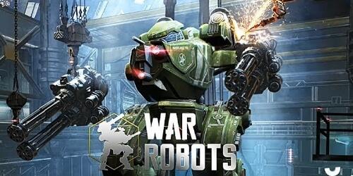 Война роботов на Андроид