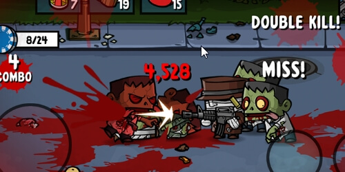 Zombie Age 3 на Андроид