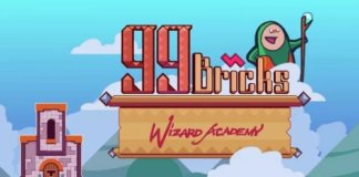 99 Bricks Wizard Academy на Андроид