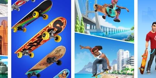 Flip Skater на Андроид