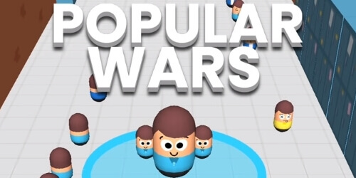 Popular Wars на Андроид