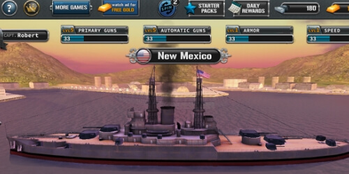 Ships Of Battle на Андроид