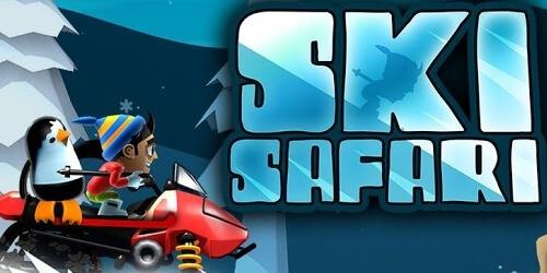 Ski Safari на Андроид