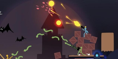 Stick Fight на Андроид