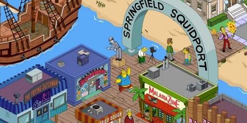The Simpsons на Андроид