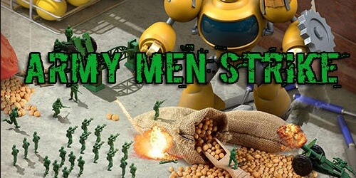 Army Men Strike на Андроид