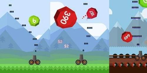Ball Blast на Андроид