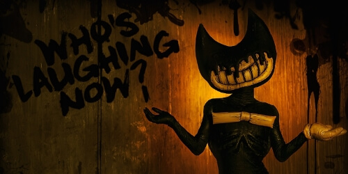 Bendy and The Machine на Андроид